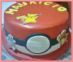 torta de pokemon