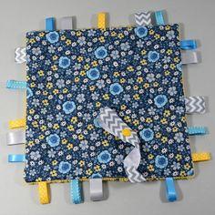 """KIT à coudre """"doudou étiquettes"""" cadeau de naissance - DIY : Kits, tutoriels Couture par pikebou"""