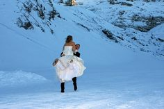 ~ Just Married ~    Heiraten auf dem Titlis