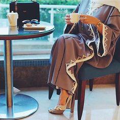 Abaya and hijab