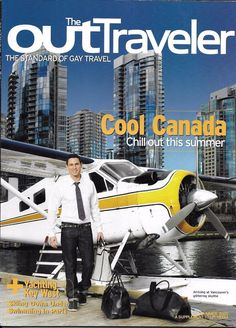 Out Traveler magazine Canada Yachting Key West Australia Swimming in Paris