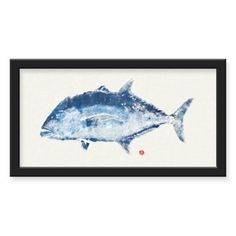 Check out this item at One Kings Lane! East End Fish, Bluefin Trevally