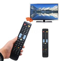 2017 Universal Hot TV Smart Remote Control Controller For Samsung AA59-00638A 3D Smart TV  #Affiliate