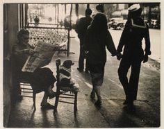 Een Avond in Parijs 4 - 1950, Ed van der Elsken