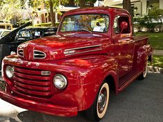 1950 Ford F-100 Pickup....Re-pin brought to you by #InsuranceAgents at #HouseofInsurance Eugene, Or. #541-345-4191