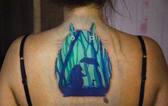 #tattoofriday - Nika Samarina, Rússia.