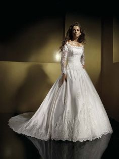Wedding dresses with lace sleeves wedding dresses