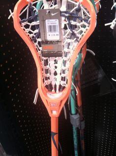 Nike women's lacrosse stick. $119