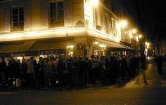 Brasserie La Perle, zona Marais