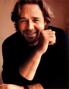 Russell Crowe... Saw him in person, singing with his band in Chicago. (2003)