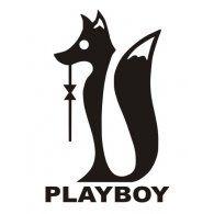 Logo of Playboy Zorro Playboy, Fox Logo, Vector Format, Logo Design, Company Logo, Logos, Tattoo Art, Character, Logo