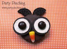 Moon Pie Owl Pops Recipes — Dishmaps