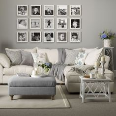 Grey living room ideas | Ideal Home