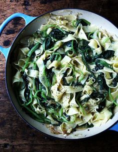 Weeknight Carbonara With Extra Greens