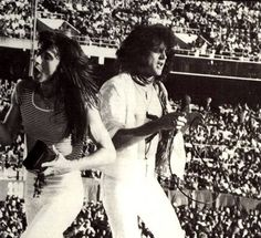 Steve Perry and Gregg Rolie