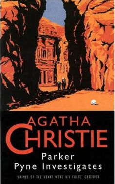 Agatha Chritie mystery book-Parker Pyne investigates.