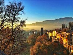 La magia di #asolo... #borghiditalia #travel #landscape
