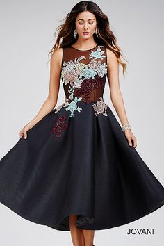 Stop and smell the flowers #JOVANI #23695