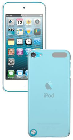 Trendz Clear Apple iPod Touch 5th Generation Case. Available to buy from Phones4u