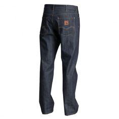 CARHARTT Marlow Pant blue denim rigid jeans Hanford coupe droite confort 69,00 € #carhartt #carharttwip #carharttworkinprogress #pant #jean #skate #skateboard #skateboarding #streetshop #skateshop @playskateshop