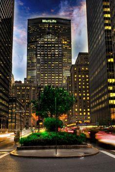 Park Avenue~ NYC Manhattan
