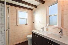 A Tiny Living Ltd. criou uma belíssima e minúscula casa móvel, com interior dos sonhos.