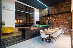 Studio Loft dans le centre de Budapest par GASPARBONTA - Journal du Design
