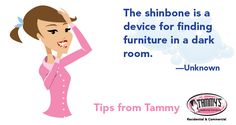 Tips from Tammy http://tammysjanitorial.com/