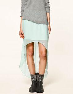 Mullet skirt - kinda like it.