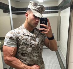#SupportMilitaryMuscle ..... Fan photo shoutout to @dominicolai of the USM