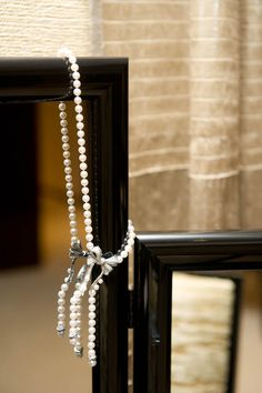They say diamonds are a girl's best friend; we say CHANEL diamonds (and pearls) are a girl's best friend. Every inch of CHANEL Joaillerie is a nod to Coco Chanel Necklace, Chanel Pearls, Chanel Jewelry, Coco Chanel, Chanel Boy Bag, Jewelry Box, Jewelry Ideas, Purse Styles, Girly Things