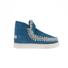 Have a break. Enjoy your next week-end with mini eskimo sneakers. Choose your colour here > mou-online.com #mou #mouboots