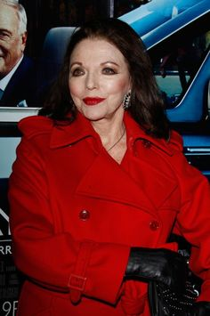 2011.03.22 Joan at the premiere of the HBO documentary ´His Way´ at Paramount Studios  in Hollywood