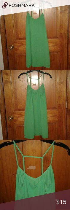 Last reduction Emerald green SeXy New Emerald Green SIZE 4, size small dress. Tiffany & Co. Dresses Midi