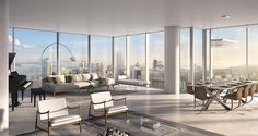 rafael viñoly one river point miami designboom