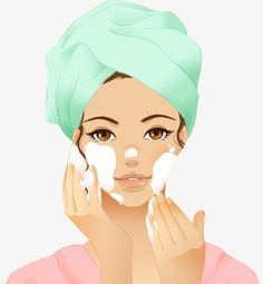 Beauty Girl Standing in front of Mirror in Bathroom. Woman Take Care of her Face and Body Skin. Spa Procedures at Home. Skin Care Routine and Hygiene Concept. Beauty Care, Beauty Skin, Mascara Hacks, Soft Eyes, Love Your Skin, Tan Skin, Tips Belleza, The Body Shop, Face And Body
