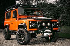 Land Rover Defender 90 Summit By Arkonik | HiConsumption