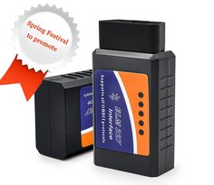 Real ELM 327 V 1.5 Bluetooth OBD 2 BT Works On Android  IOS Code Reader Bluetooth Tool OBD2 Mini Scanner Car Diagnostic-Tool