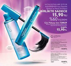 Oriflame Ürünlerini Katalog Fiyatından %30 indirimli almak için www.oricosmetics.com dan üye olabilirsiniz.