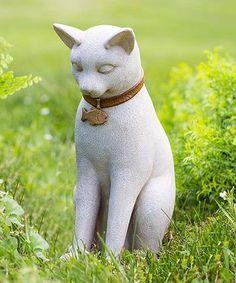 Friends Cast, Losing Friends, Charitable Donations, Animal Statues, Cat Memorial, Losing A Pet, Cat Collars, Catfish, Cool Names
