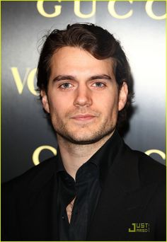 My ideal Fifty Shades of Grey cast. Henry Cavill as Christian Grey