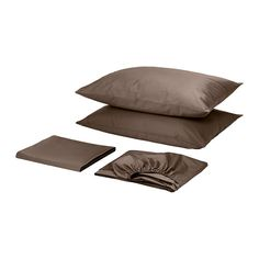 GÄSPA Sheet set IKEA Satin-woven cotton; gives the bedlinen extra luster and softness.