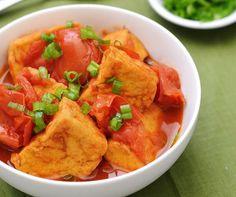 Đậu phụ sốt cà chua thơm ngon, ấm nóng - http://congthucmonngon.com/53142/dau-phu-sot-ca-chua-thom-ngon-nong.html