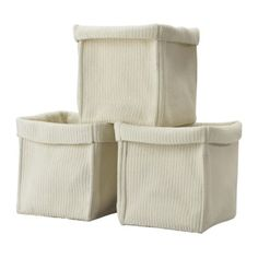 I love these baskets!
