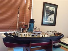 Radio Controlled Boats – 3 Things Veteran RC Boat Nuts Wished They'd Learnt Before Their Boat – Radio Control Nautilus Submarine, Boat Radio, Model Ship Building, Wooden Ship, Tug Boats, Boat Plans, Transportation Design, Tall Ships, Model Ships
