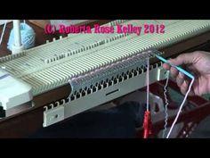 ▶ LK150 ~ KX350 ~ Bond ~ KH230 Manual Weaving - YouTube