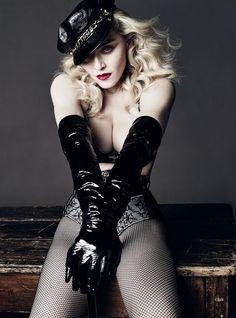 Madonna by Tom Munro