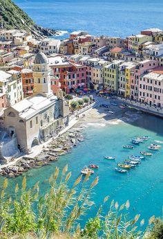 Bella Vernazza #visitingitaly