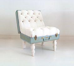 Recreate, Re-creando decoración:  Fusión de objetos para crear nuevos y funcionales muebles