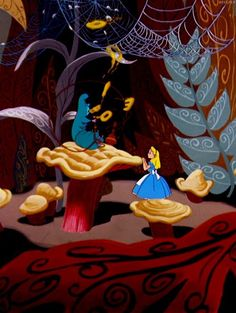 Alice in Wonderland (Disney, 1951)